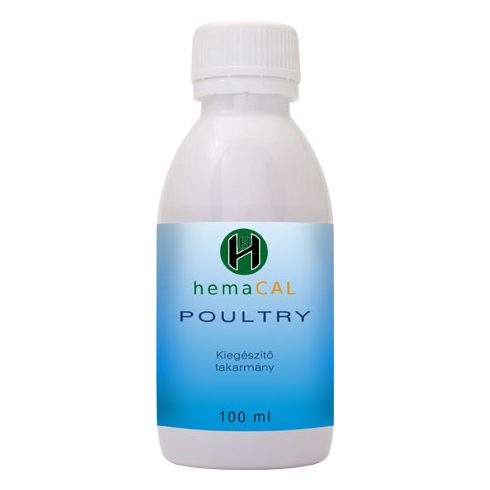 HEMACAL POULTRY 100 ML