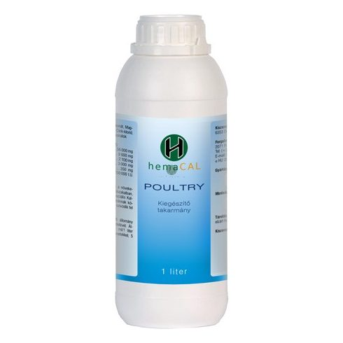HEMACAL POULTRY 1 LITER