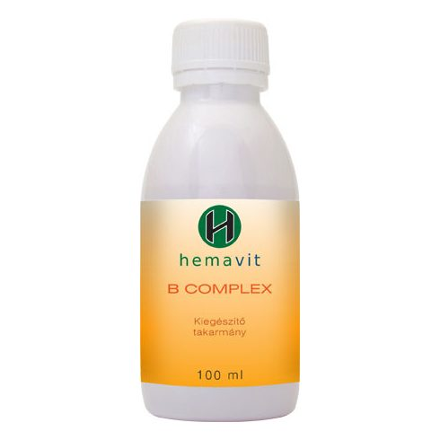 HEMAVIT B COMPLEX 100 ML