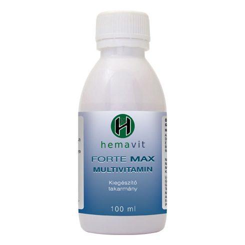 HEMAVIT FORTE MAX 100 ML